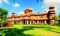 The Lallgarh Palace