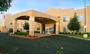 Htel Fairfield Inn & Suites Modesto