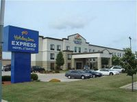 Holiday Inn Express Bloomington West ex Wingate Inn Bloomington