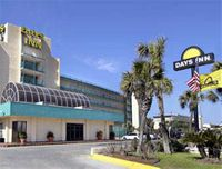 Days Inn Panama City Beach-Ocean Front