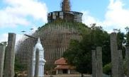 Abhayagiri dagoba 