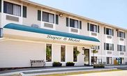 Super 8 Motel - Iowa City - Coralville