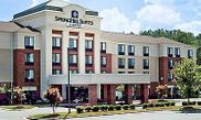 SpringHill Suites Charlotte University Research Park