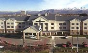 Hotel SpringHill Suites Anchorage Midtown