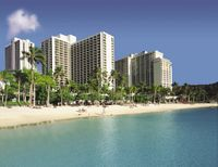 Marriott Waikiki Beach Resort & Spa