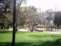 Parque Forestal de Santiago