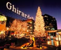 Tree Lighting at Ghirardelli Square