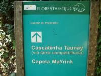 Cascatinha Taunay