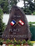 Place de l'autonomie