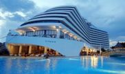 Hotel Titanic De luxe Beach & Resort Antalya