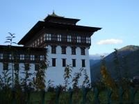 Trashichhoe Dzong