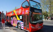 City sightseeing of Athens