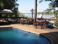 The Zambezi Waterfront Lodge