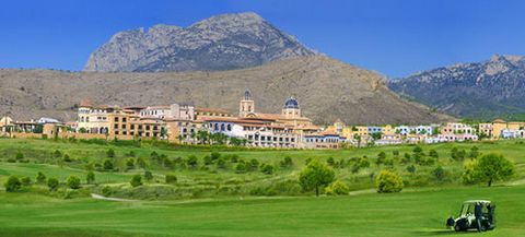 Hotel Villaitana Wellness Golf & Business Resort
