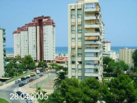 Gandía Playa (Vistas)