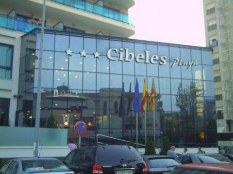 Cibeles Playa (Edificio)