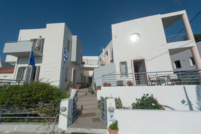 Studios Alcioni, Apartment, Nimporio, Chora Androu, Cyclades, 84500, Greece