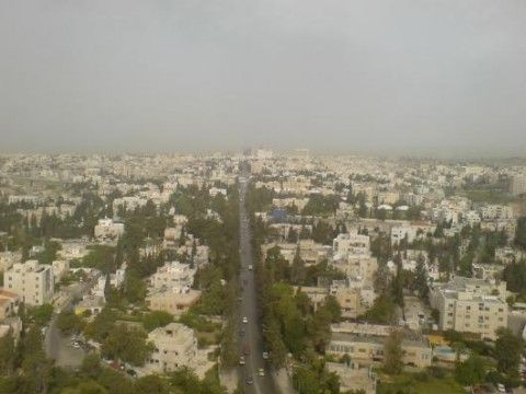 Le Royal Amman (Vistas)