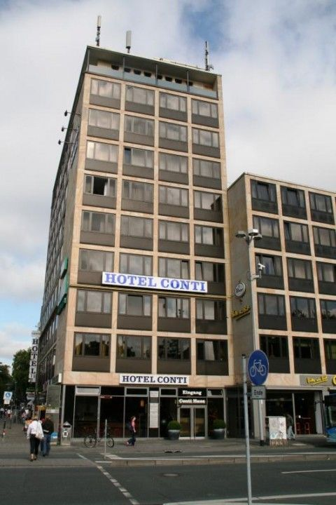 City Partner Hotel Conti (Gebäude)