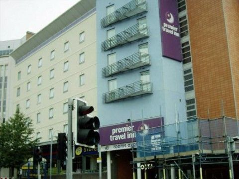Premier Inn Sheffield City Centre (Building)