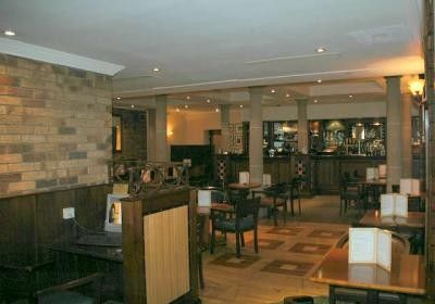 Marriott Newcastle Gosforth Park (Restaurant)