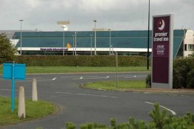Premier Travel Inn Newcastle Airport (Surroundings)
