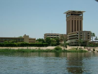 Elephantine Island Resort Aswan (Edificio)