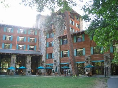 The Ahwahnee (Building)