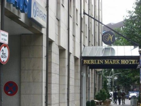 Berlin Mark Hotel (Gebude)