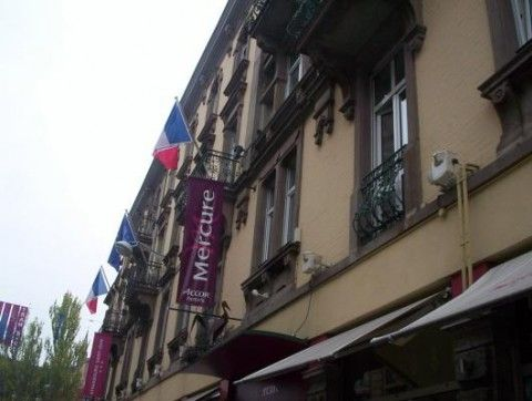 Mercure Strasbourg Quartier Saint Jean (Other)
