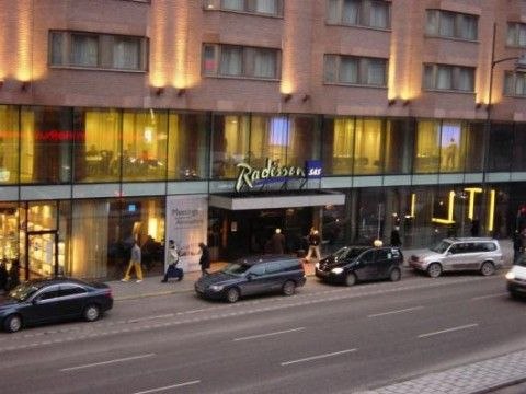 Radisson Blu Royal Viking (Gebude)