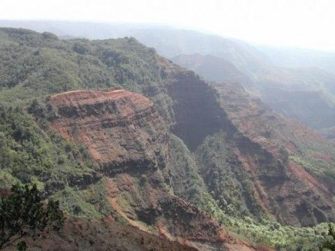 Waimea Canyon State Park (Detalle)
