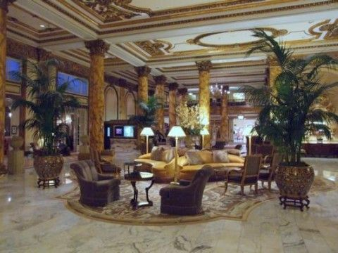 The Fairmont San Francisco (Lobby)