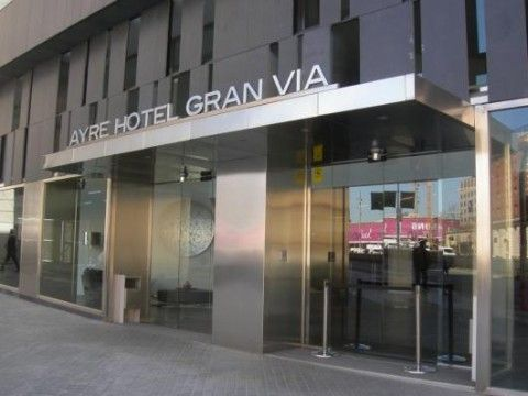 Ayre Hotel Gran Va (Edificio)