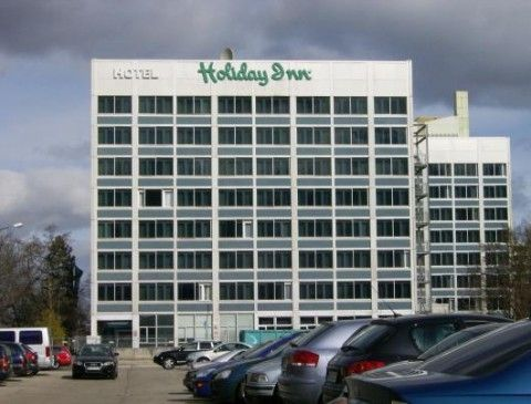 Holiday Inn Munich - Schwabing (Building)