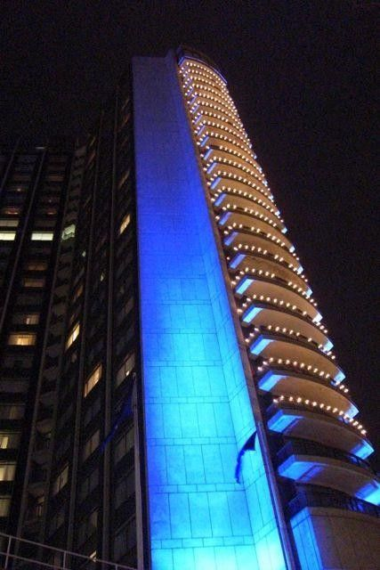 Hilton on Park Lane London (Edificio)