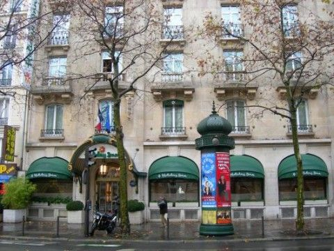 Holiday Inn Paris-Bastille (Edificio)
