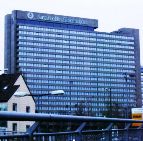 Sheraton Munich Arabellapark (Umgebung)