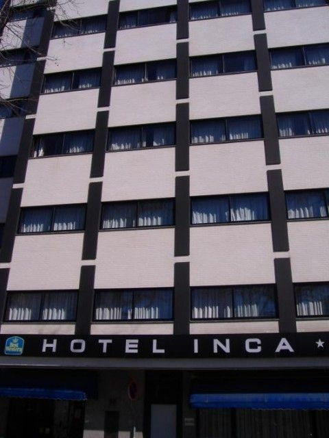 Best Western Hotel Inca (Edificio)