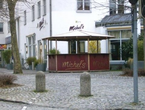 Michel's Bar (Detail)