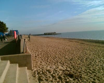 Shoebury Common West Beach (Exterior view)