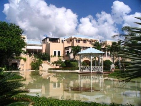Occidental Royal Hideaway Playacar (Alentours)