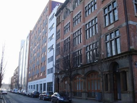 Premier Inn Belfast City Centre - Alfred St (Surroundings)
