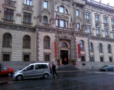 Boscolo Prague Autograph Collection (Building)