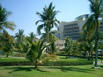 Al Bustan Palace (Edificio)