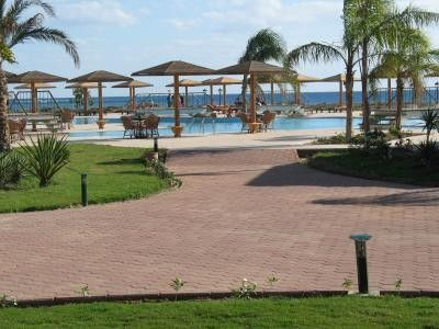 Lahami Bay Beach Resort (Außenanlage)