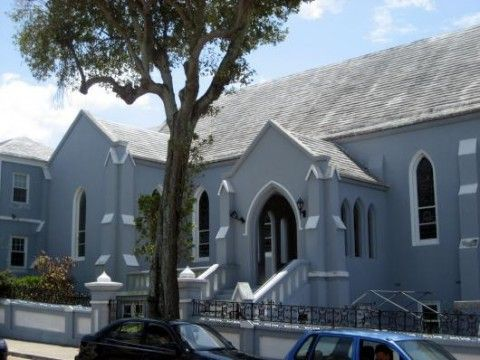 Saint Paul African Methodist Episcopal Church (Exterior view)