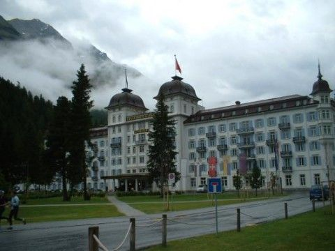 Kempinski Grand Htel des Bains (Auenanlage)