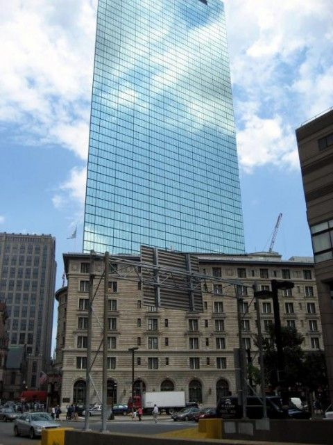 The Fairmont Copley Plaza (Building)