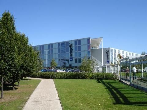 Radisson Blu Hotel London Stansted Airport (Building)